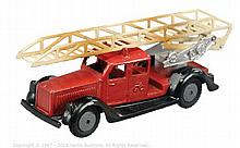 Marklin No.5521/35 Krupp Fire Engine Truck - red