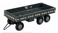 Marklin No.5521/25 Trailer for Mercedes Truck