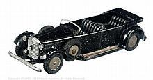 Marklin No.5521/10 Mercedes Benz Convertible