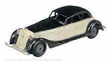 Marklin No.5521/8L Horch Limousine - black