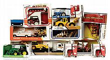 GRP inc Ertl 1/32nd Die-Cast Farm Series, Set