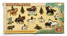 Britains - Set 7175 - Riding School Set