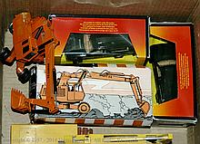 GRP inc Corgi, NZG, Britains boxed Ford Escort