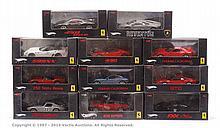 GRP inc Hot Wheels (Mattel Elite) mainly Ferrari