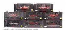 GRP inc Hot Wheels (Mattel Elite) mainly Ferrari