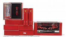 GRP inc Hot Wheels (Ixo Models) Ferrari Racing