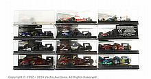 GRP inc Onyx Formula 1 Racing Cars Ferrari 412