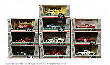 GRP inc Model Box Ferrari Racing Cars No.8433GTO
