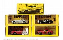 GRP inc Idea 3 Ferrari Road and Racing Cars
