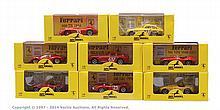 GRP inc Art Model Ferrari's No.012 166MM; No.023