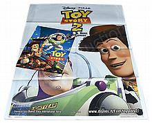 PAIR inc Disney Toy Story posters: (1) Disney