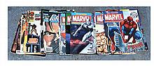 GRP inc Marvel and other comics- includes Marvel