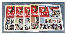 GRP inc Eagle Comic x six: Volume 7 #27-32