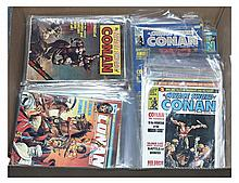 GRP inc Conan The Barbarian: Marvel Treasury
