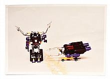 Hasbro Transformers G1 Insecticon leader