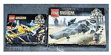 PAIR inc Lego Star Wars: (1) Sith Infiltrator