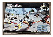 Lego Star Wars Mos Espa Podrace #7171, Mint