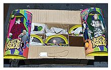 GRP inc Trendmasters Austin Powers trade box