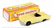 Lone Star Roadmasters Ford Thunderbird - yellow
