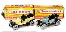 PAIR inc Lone Star Roadmasters Morris & Daimler