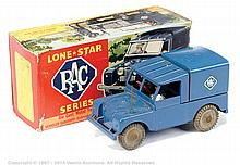 Lone Star RAC/1 RAC Service Van - blue Land