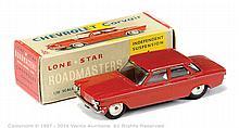 Lone Star Roadmasters Chevrolet Corvette - dark