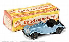 Lone Star Roadmasters MG TF Model - blue, black