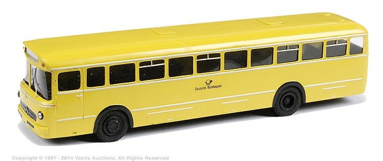 Vector Models Mercedes Benz O317 Deutsche