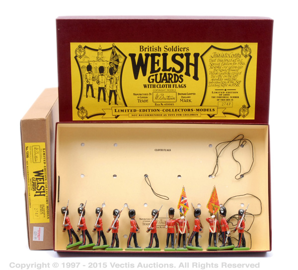 Britains Limited Editions - Set 5186 - Welsh