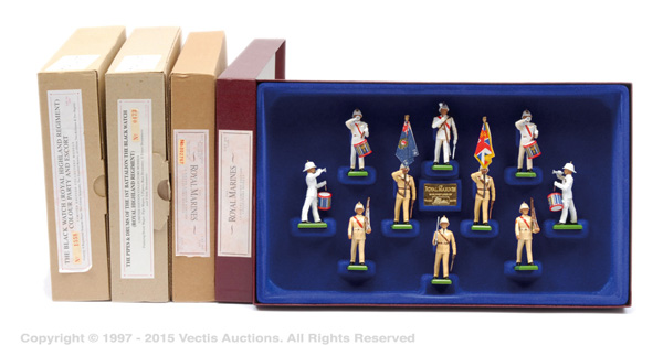 GRP inc Britains Limited Editions, Set 5297