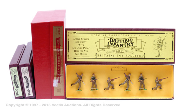 GRP inc Britains Limited Editions, Special