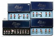 GRP inc Britains Ceremonial Collection, 4 x Set