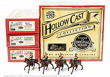 GRP inc Britains Hollow Cast Collection, Set