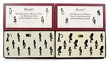 PAIR inc Britains Limited Editions for Hamleys