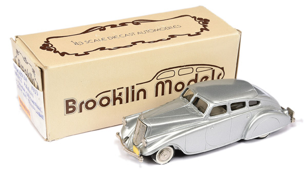 Brooklin Models No.BRK1 Pierce Arrow