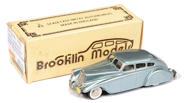 Brooklin Models No.BRK1 Pierce Arrow