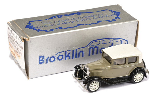 Brooklin Models No.BRK3 1930 Ford Model A
