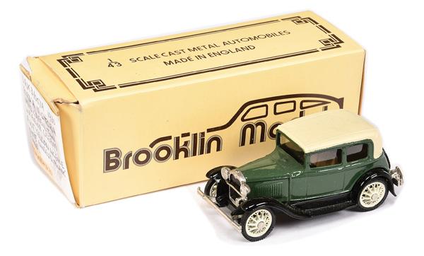 Brooklin Models No.BRK3 1930 Ford Model A