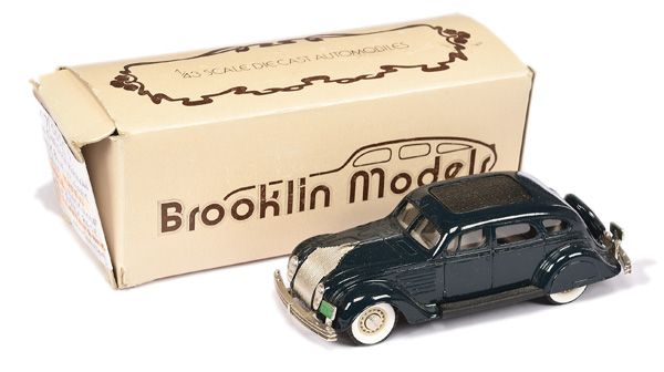 Brooklin Models No.BRK7 1934 Chrysler Airflow