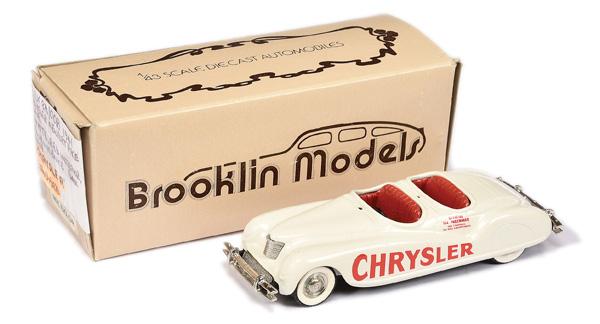 Brooklin Models No.BRK8 1941 Chrysler Newport