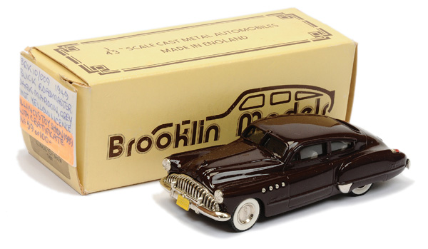 Brooklin Models No.BRK10 1949 Buick Roadmaster