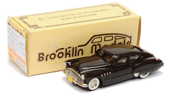 Brooklin Models No.BRK10 1949 Buick Roadmaster