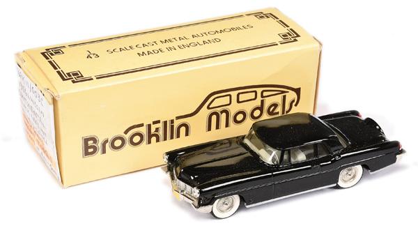 Brooklin Models No.BRK11 1956 Lincoln