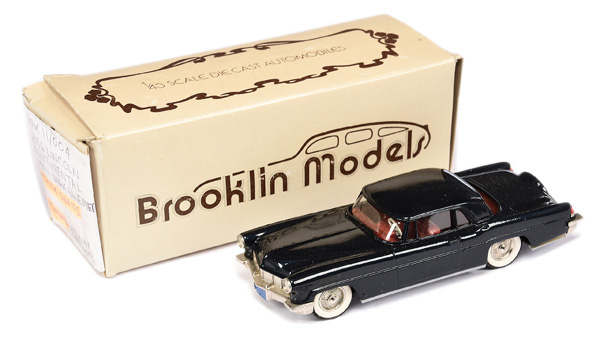 Brooklin Models No.BRK11 1956 Lincoln