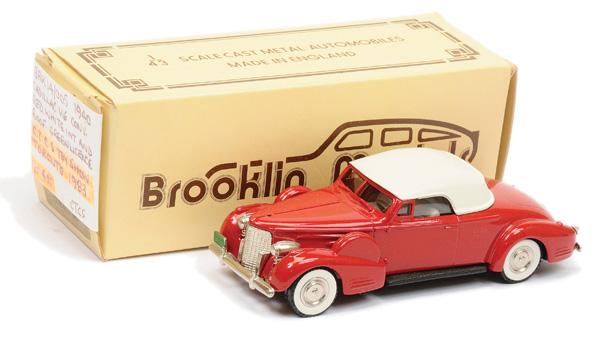 Brooklin Models No.BRK14 1940 Cadillac
