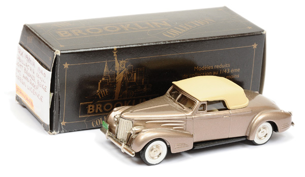 Brooklin Models No.BRK14 1940 Cadillac