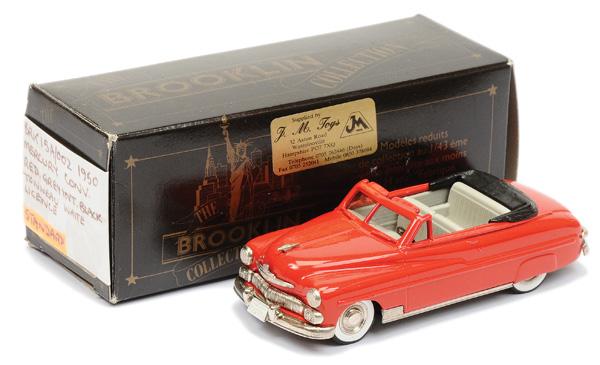 Brooklin Models No.BRK15 1950 Mercury