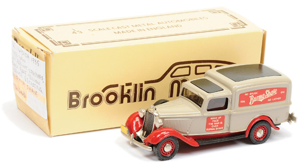 Brooklin Models No.BRK16 Dodge Delivery Van