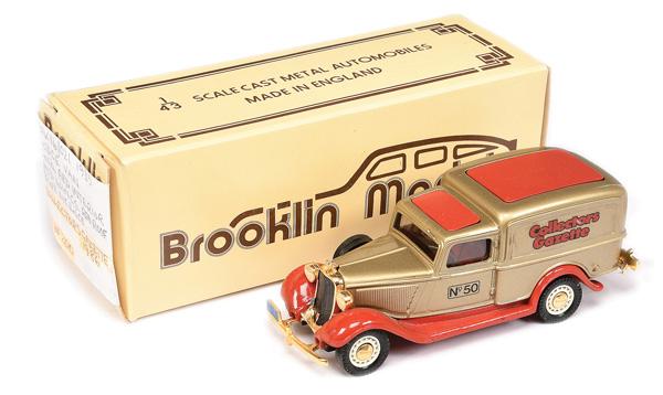 Brooklin Models No.BRK16 1935 Dodge Van