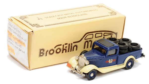 Brooklin Models No.BRK16 1935 Dodge Pick-Up